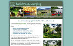 websites for campsites and caravan parks in north wales