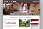 bryn sion bed and breakfast in north wales