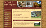 websites for holiday cottages and self catering businesses in north wales
